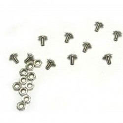 10 sets M3 * 5 mounting screws