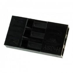 Housing Pin(PH2.54)-3P Fêmea (5 unidades)