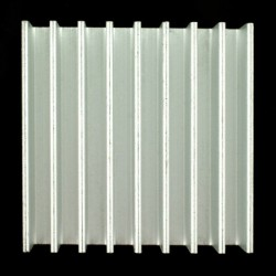AL Heat Sink (With adhesive tape) - 30*30*10mm