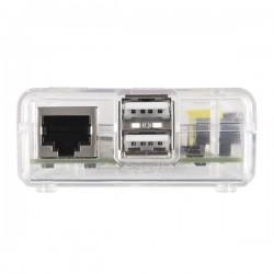 Caixa Transparente para Raspeberry PI