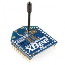 XBee 2mW com Antena - Serie 2 (ZigBee Mesh)