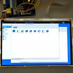 """7"""" Diagonal - 1280x800 IPS HDMI/VGA/AV Display"""