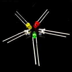 3mm LED Pack (50 pcs)