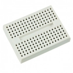 Mini Bread board White