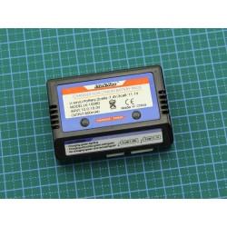 Carregador para Baterias Li-Poly 2-3 células