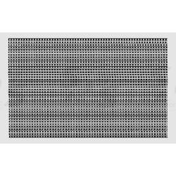 H25 SR160 160x100mm Test board, soldering lines