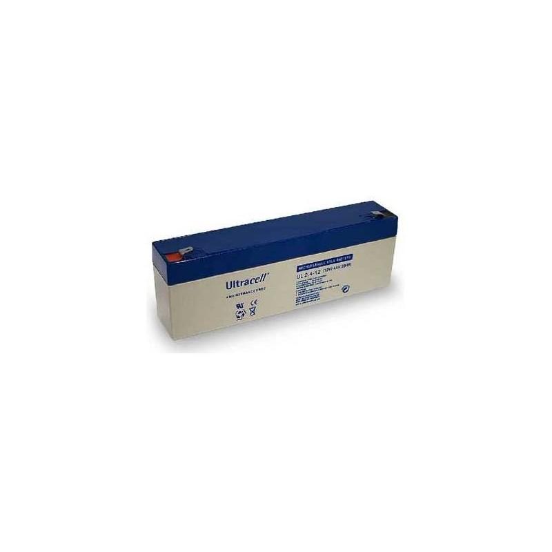 Bateria de Chumbo 12V 2.4Ah