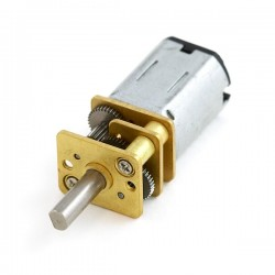 ROB-08910 - Micro Motor c/ Redutora 100:1