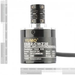 Encoder Rotativo  1024 P/R (Quadratura)
