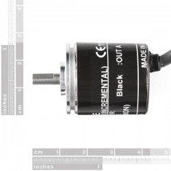 Encoder Rotativo 200 Pulsos / Volta