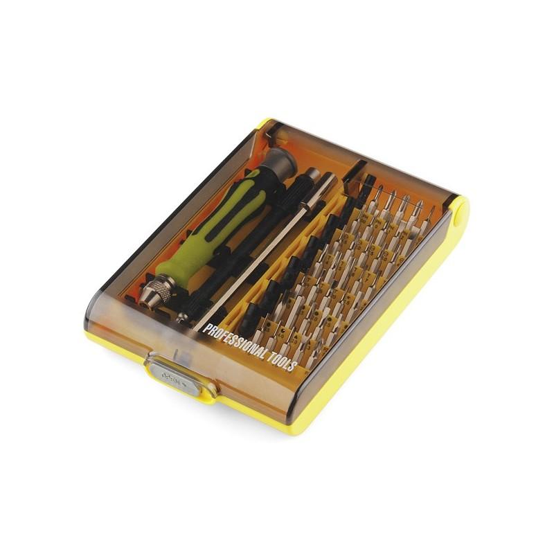 Kit de Bits e Chave de Precisão
