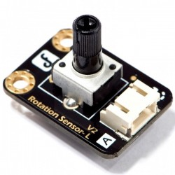 Sensor rotativo Analogico