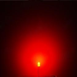 LED RGB Difuso- Cátodo Comum