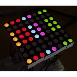 Matriz Led RGB