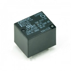 Rele 5V DC SPDT