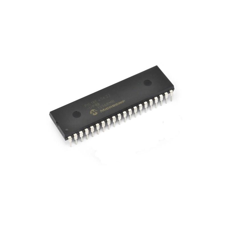 Microcontroler PIC18F45K22 w/ firmware bnrA1.0
