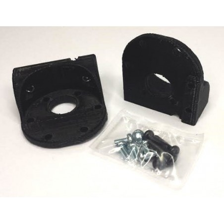 Set of Motor Bracket for the Bot'n Roll ONE A