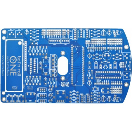 Placa PCB Bot'n roll ONE A