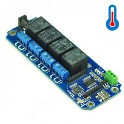 4 Channel USB/Wireless