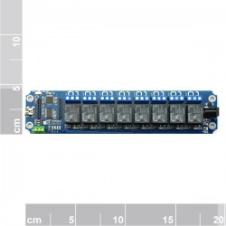 Molulo  Reles 8 Canais USB/Wireless