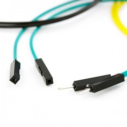 """Jumper Wires 6"""" M/M Pack of 10"""