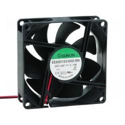 Ventilador 12VDC 80mm
