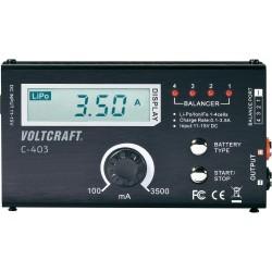 VOLTCRAFT 11 - 15 V / CarregadorDC C-403