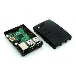 Caixa preta Raspberry Pi Modelo B+