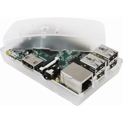 Caixa Transparente Raspberry Pi Modelo B+