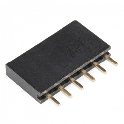 Header Arduino PCB 6 pinos