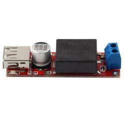 DC 7-24V to DC 5V USB Voltage Power Converter
