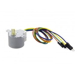 Small Size and High Torque Stepper Motor – 24BYJ48