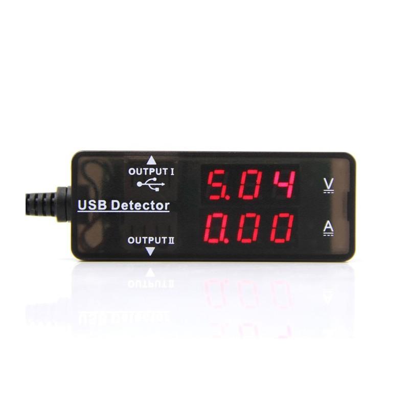 USB Current Voltage Detector