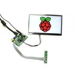 10.1''LCD Display - 1366x768 HDMI/VGA/NTSC/PAL