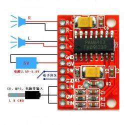 Ultra-mini Digital Amplifier Board
