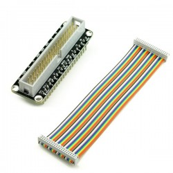 GPIO Breakout Board Kit for Raspberry Pi Model B+