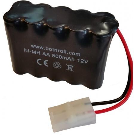 Bateria Ni-MH 12V 800mAh AA