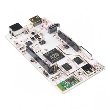 pcDuino3 - Dev Board (mini-pc + Arduino)