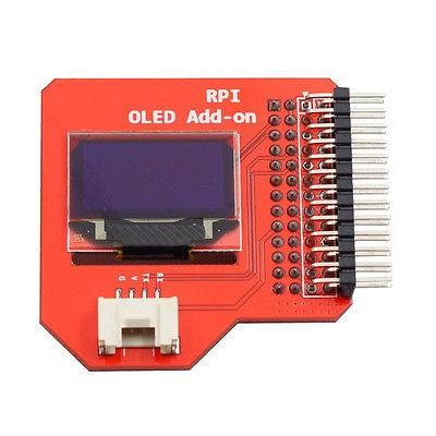 Raspberry Pi OLED Add-on - botnroll com