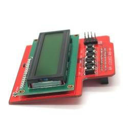 Raspberry PI LCD1602 Add-on