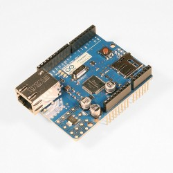 Arduino Ethernet Shield w/o PoE