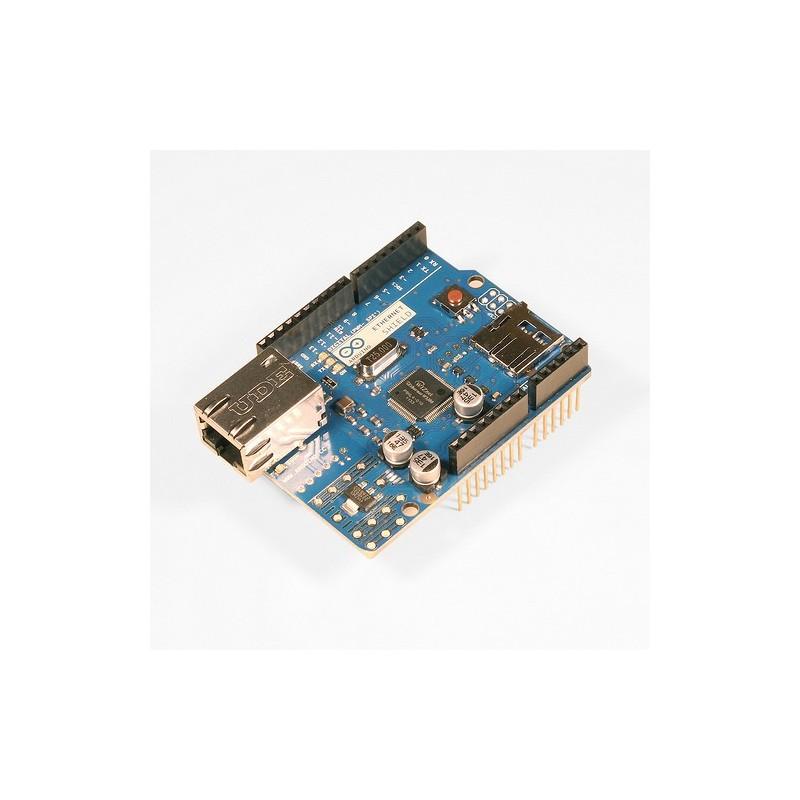 Arduino Ethernet Shield w/o PoE
