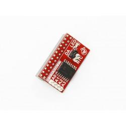 Raspberry Pi B+ AD/DA Expansion Board