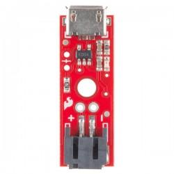 Carregador LiPo Basico – Micro-USB