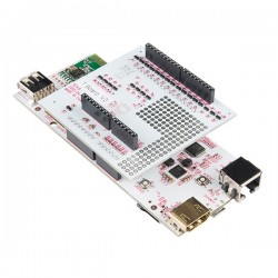 pcDuino - Shield Tradutor de Voltagem
