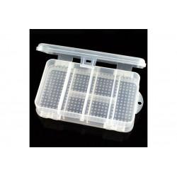 Caixa Dupla-Face - 10 compartimentos