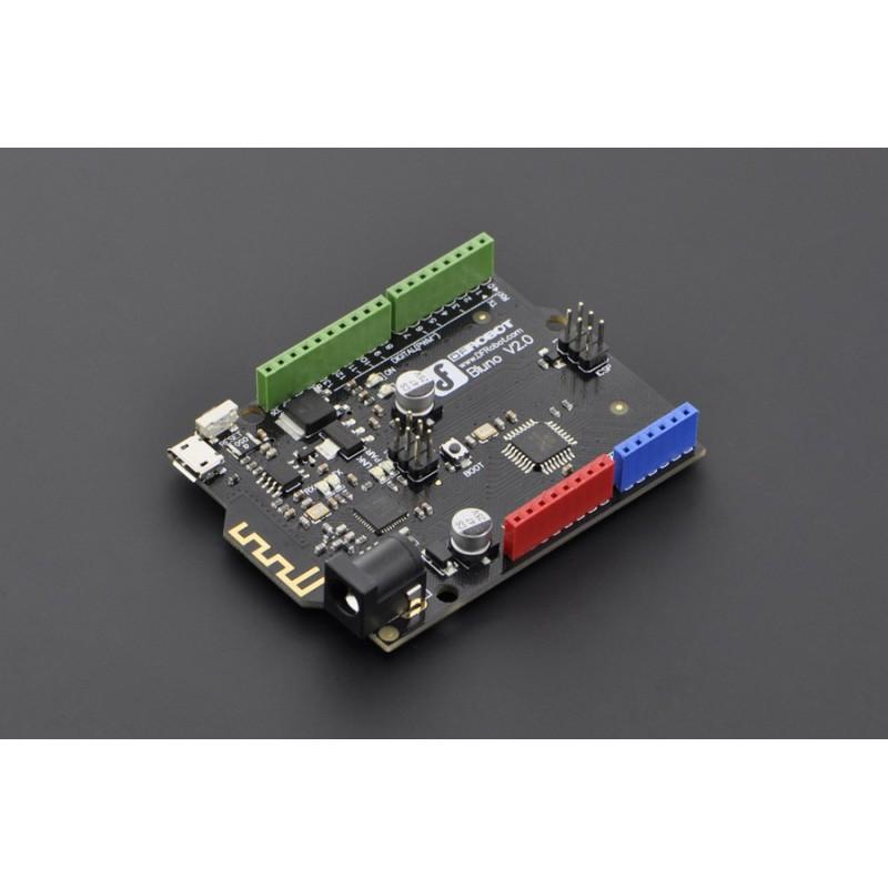Bluno - A Bluetooth 4.0 Micro-controller Compatible with Arduino Uno