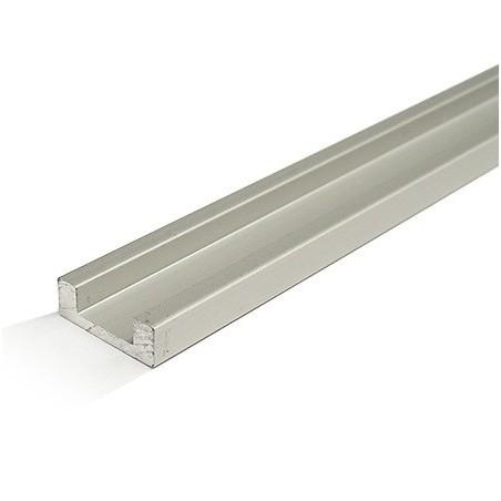 "Aluminum Profile ""U"" w / 10mm Tape LEDs - 2 m"