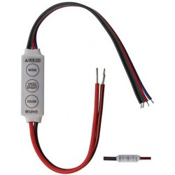 Regulator Luminous Flux (Dimmer) Tape LEDs RGB 12 / 24V