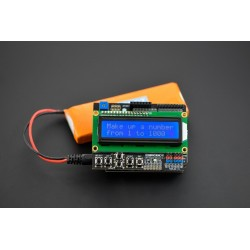 LCD Shield For Arduino